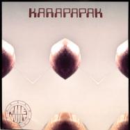 Front View : Karapapak - VLT 4 (WHITE VINYL) - The Vault / VLT 4