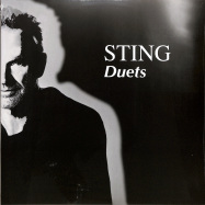 Front View : Sting - DUETS (2LP) - Interscope / 3537130