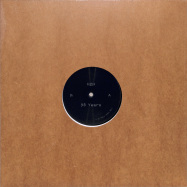Front View : H2H aka Ben Vedren & Chez Damier - 98 YEARS - Logistic Records / LOG76