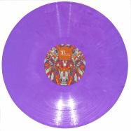 Front View : Pornbugs - UNAS GOTAS / FIDUCIA (180G / COLOURED VINYL) - Bondage Music / BOND12058