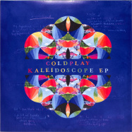 Front View : Coldplay - KALEIDOSCOPE (BLACK VINYL + POSTER) - Parlophone / 190295825157