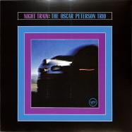 Front View : Oscar Peterson - NIGHT TRAIN (LP) - Verve / 5345889