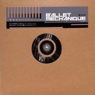 Front View : Ballet Mechanique - BORRENBERGS 12 EP II - Delsin / DSR/X21