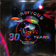 Front View : Various Artists (Louie Vega / Radio Slave / Todd Edwards) - NERVOUS RECORDS 30 YEARS (COLOURED 4LP, PART 1) - Nervous Records / NER25445