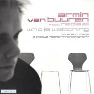 Front View : Armin Van Buuren feat. Nadia Ali - WHO IS WATCHING PART 2 - PROGRESSIVE - Armind / ARMD1022