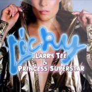 Front View : Larry Tee & Princess Superstar - LICKY PART 2 - Io Music / iomx018