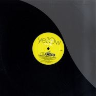 Front View : Nudisco - PREPARE TO BLAST - Yellow Tail / YT018