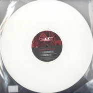 Front View : La Casa Del Ritmo - MALA IDEA (White Coloured Vinyl) - Look At You / LAY122