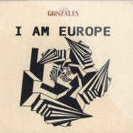 Front View : Chilly Gonzales - I AM EUROPE (DJEDJOTRONIC REMIX / CLAUDE VON STROKE TAKE A TRIP MIX) - Boys Noize / BNR048