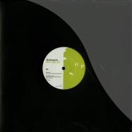 Front View : Drehwerk - WET JAZZ EP - Underground Limited / UGLTD010