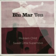 Front View : Blu Mar Ten - PROBLEM CHILD - Songs In The Key Of Knife / bmt006
