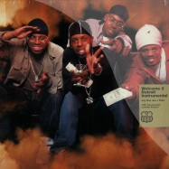 Front View : Jay Dee Aka J Dilla - WELCOME TO DETROIT - INSTRUMENTAL (2X12) - BBE Records / bbebglpi001