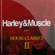 Front View : Various Artists - HARLEY & MUSCLE PRES. HOUSE CLASSICS 2 (2XCD) - Time Records / kru016cddp