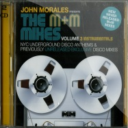 Front View : Various Artists mixed by John Morales - THE M & M MIXES VOL. 3 INSTRUMENTALS (2CD) - BBE Records / BBE211iCD / 312116
