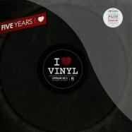 Front View : I Love Vinyl - OPEN AIR 2013 COMPILATION BOX (INCL SIZE M SHIRT) - I Love Vinyl / ILV2013-1M