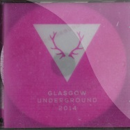Front View : Various Artists - GLASGOW UNDERGROUND 2014 (2XCD) - Glasgow Underground / gu2049cd