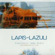 Front View : Jerome Moussion - LAPIS LAZULI - Jerome Moussion / JM003F