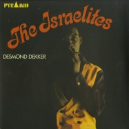 Front View : Desmond Dekker & The Aces - ISRAELITES (180G LP) - Trojan / TBL1013 / 39140921