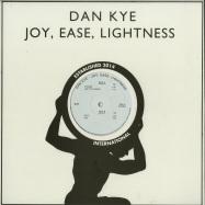 Front View : Dan Kye - JOY, ERASE, LIGHTNESS - Rhythm Section International / RS017