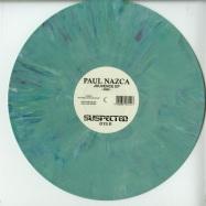 Front View : Paul Nazca - JOUVENCE REMIXES - Suspected / SUSLTD015r