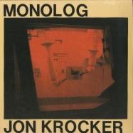 Front View : Jon Krocker - MONOLOG (LP) - Dark Entries / DE228