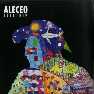 Front View : Aleceo - TELETRIP (2LP) - Music For Dreams / ZZZV18001