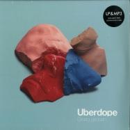 Front View : Uberdope - GRAAG GEDAAN (2LP + MP3) - Fake Records  / FAK201801LP