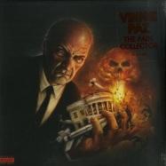 Front View : Vinnie Paz - THE PAIN COLLECTOR (LTD BLACK & ORANGE 2LP) - Enemy Soil / ES1802o
