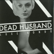Front View : Dead Husband - LUXE KONDO (WHITE LP) - Waste Edition / W06