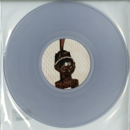 Front View : Shifted - THE LIGHT TOUCH (CLEAR VINYL) - Stroboscopic Artefacts / SATOTEM004