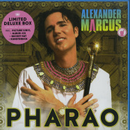 Front View : Alexander Marcus - PHARAO (LTD DELUXE PIC LP + CD BOX)) - Kontor Records / 1022215KON