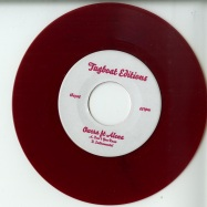 Front View : Ourra - DONT YOU KNOW (FEAT. ALENA) (RED 7 INCH) - Tugboat Editions / TBE708