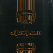 Front View : J(ay).A.D - SWINGING FLAVORS (ORANGE 7 INCH) - Beat Machine Records / BMRSF008