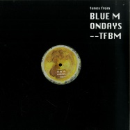 Front View : Blue Monday feat. Javonntte - SOMETHING ABOUT YOU - Tunes from Blue Mondays / TFBM007