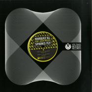 Front View : Marquez ILL - MARQUEZ ILL DOUBLE PACK (2X12INCH) - Voltage Musique / VMR033/046