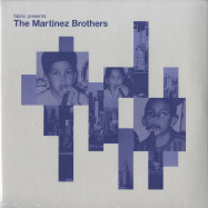 Front View : The Martinez Brothers - FABRIC PRESENTS: THE MARTINEZ BROTHERS (2LP + MP3) - Fabric / FABRIC203LP