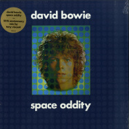 Front View : David Bowie - SPACE ODDITY (50TH ANNIVERSARY LP) - Parlophone / 9029541073