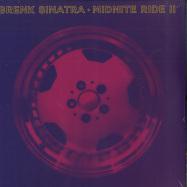 Front View : Brenk Sinatra - MIDNITE RIDE II (2LP) - HHV / HHV811-1