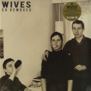 Front View : Wives - SO REMOVED (LTD PURPLE LP) - City Slang / SLANG50210X