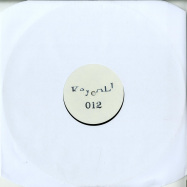 Front View : Unknown Artist - KEY ALL 012 (VINYL ONLY) - Key All / Keyall012 / KA012