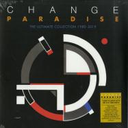 Front View : Change - PARADISE - THE ULTIMATE COLLECTION 1980 - 2019 (180G 2LP) - Demon Records / DEMREC553