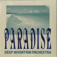 Front View : Deep Invention Orchestra - PARADISE (REMASTERED) (REISSUE) (LIMITED 12 INCH) - Best Italy / BST X071