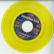 Front View : Lego Edit & Vito Lalinga - DANCEFLOOR FUNK (YELLOW 7 INCH) - Legofunk Records / LGF704