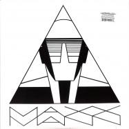 Front View : Maxx Mann - MAXX MANN (LP) - Dark Entries / DE-270