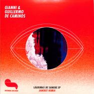 Front View : Gianni & Guillermo De Caminos - LAGRIMAS DE SANGRE EP (JANERET RMX) - Drumma Records / Drumma022