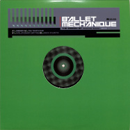 Front View : Ballet Mechanique - EMBODY EP - Delsin / DSR/X20