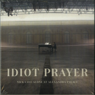 Front View : Nick Cave & The Bad Seeds - IDIOT PRAYER: NICK CAVE ALONE AT ALEXANDRA PALACE (2CD) - Bad Seed Ltd. / BS019CD