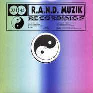 Front View : Salomo - RM12010 - R.A.N.D. MUZIK RECORDINGS / RM12010