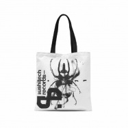 Front View : Various Artists - YOSSI AMOYAL PRESENTS FLUERE: COLLECTORS EDITION (BLACK TOTE BAG VERSION) (4LP + TOTE BAG WHITE) - Sushitech / SUSH 50W