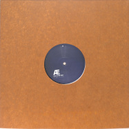 Front View : Altone - AFTER WORLD - AE Recordings Iceland / AE 12LTD